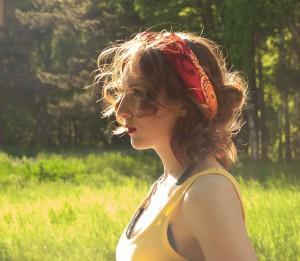 Hilde Kvalvaag - Das ist der Sommer im Paradies, wie er eben aussieht, wenn man die Sonnenbrille absetzt