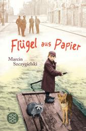 Marcin Szczygielski Flügel aus Papier