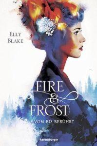 Elly Blake Fire & Frost Vom Eis berührt